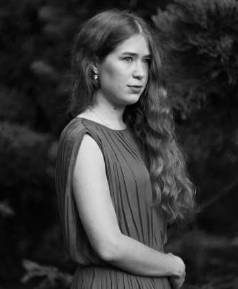 Musiklehrerin: Polina Churbanova