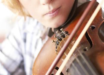 Unterrichtsfach: Geige