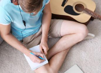Unterrichtsfach: Komposititon, Musiktheroie & Gehörbildung