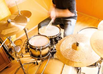 Unterrichtsfach: Schlagzeug