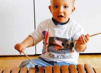 Unterrichtsfach: Musik für Eltern & Kind