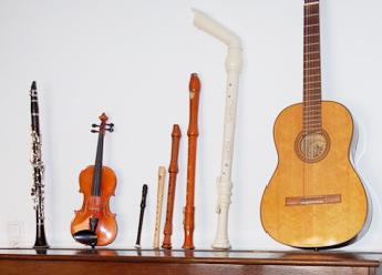 Unterrichtsfächer: Instrumentenkarusell