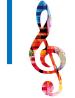 Icon: Notenschlüssel